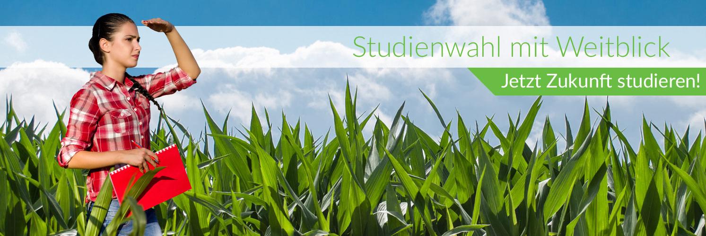 Studentin der Landwirtschaft